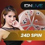 24D Spin IDNLIVE
