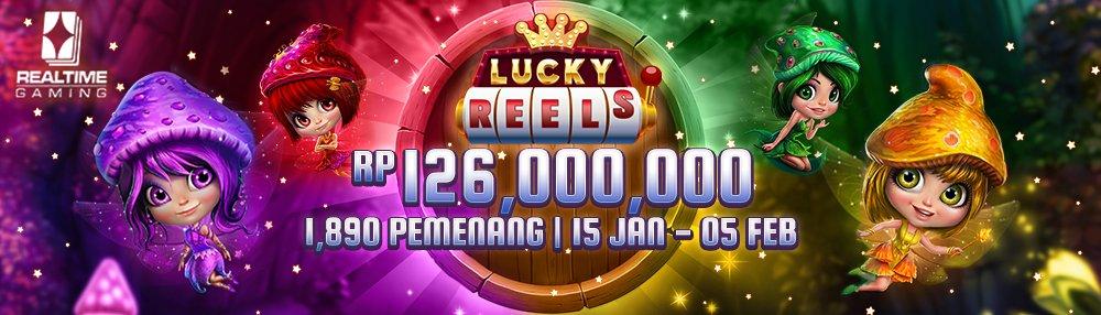 RTG Lucky Reels5